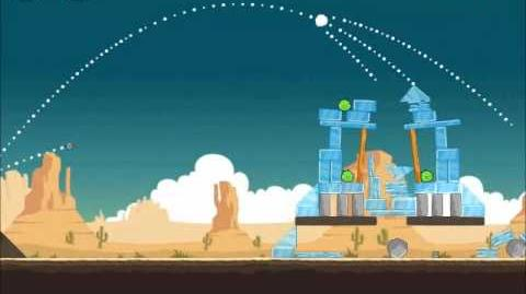 Official Angry Birds Walkthrough Ham 'Em High 14-14