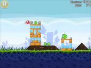 Official Angry Birds Walkthrough Poached Eggs 1-11