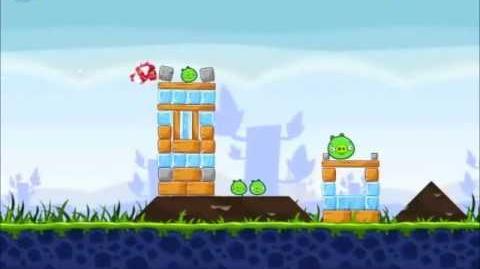 Official Angry Birds Walkthrough Poached Eggs 1-11
