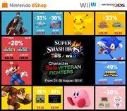 Игры в Nintendo eShop