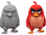 Angry Birds Action!/Gallery