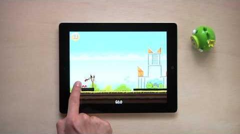 Apptivity Angry Birds (Игрушка Свино-Короля в Действии)