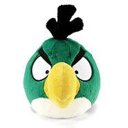 Green Bird Eightinch