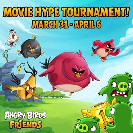 The Movie Hype Tournament (Poster)