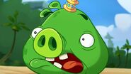 Кадр Angry Birds Toons episode 34 sneak peek -u0027King Of The Castle-u0027 (00-00-07)
