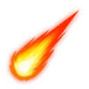 Огненный метеорит огнесвина