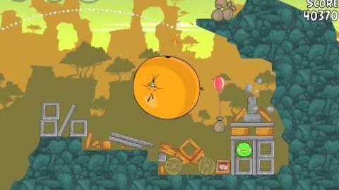 Angry Birds 23-8 Bad Piggies 3 Star Walkthrough (Angry Birds Classic 23-8)