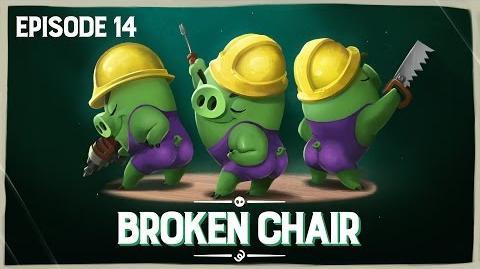 Piggy Tales Broken Chair - Ep14, S3-1