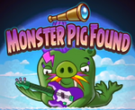 Rocker Monster Pig