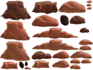 Tatooine's Cliffs