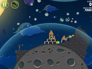 Pig Bang 1-19 (Angry Birds Space)