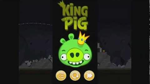 Angry Birds Golden King Pig Walkthrough