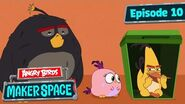 Angry Birds MakerSpace Hide and Seek - S1 Ep10