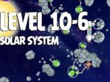 Solar System 10-6 (Angry Birds Space)