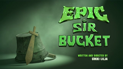 Low resolution toons.tv epic sir bucket