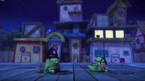 Piggy Tales 4th Street - Cops N' Robbers
