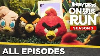 Angry Birds On The Run S2 All Episodes