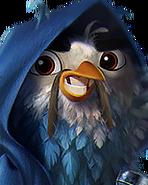 Flocker Blue Portrait 052