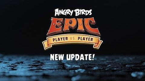 Angry Birds Epic - Player Vs Player Out Now!