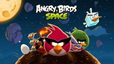 Angry Birds Space - Boss Music (EXTENDED)