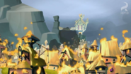 HOG ROAST PIG CITY ON FIRE