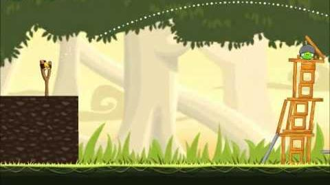 Official Angry Birds Walkthrough Danger Above 6-7