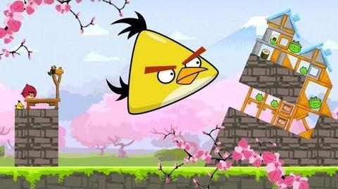 Angry Birds - Cherry Blossom Festival Update