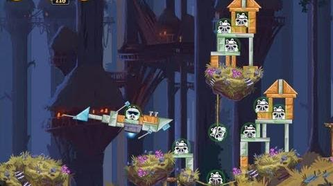 Moon of Endor 5-10 (Angry Birds Star Wars)/Video Walkthrough