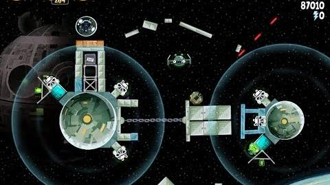 Death Star 2 6-1 (Angry Birds Star Wars)/Video Walkthrough