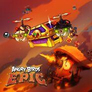 Tinker Titan Epic Poster