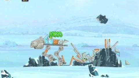 Hoth 3-7 (Angry Birds Star Wars)/Video Walkthrough
