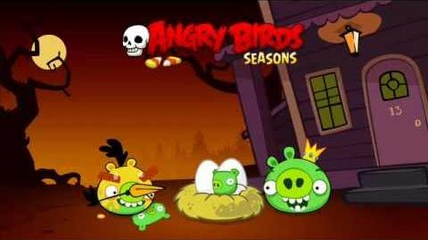 Angry Birds Seasons - Haunted Hogs OST Music-0