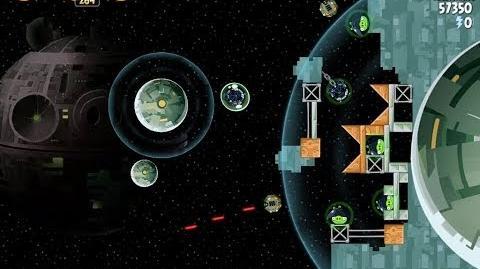 Death Star 2 6-5 (Angry Birds Star Wars)/Video Walkthrough