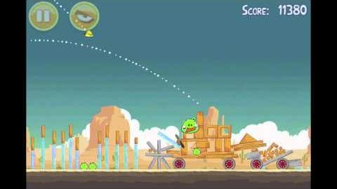 Angry Birds 3 Star Walkthrough Level 13-13