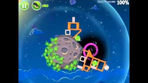 Pig Bang 1-7 (Angry Birds Space)/Space Eagle
