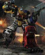 Optimus Maximus Toy
