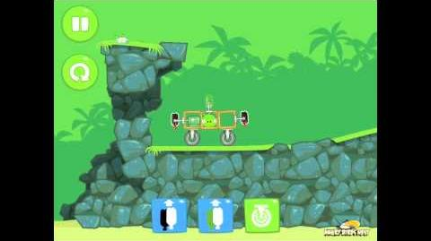 Bad Piggies Ground Hog Day 1-31 Walkthrough 3 Star