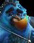 Flocker Blue Portrait 033