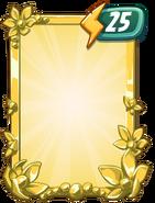 Level 25 - Pristine Gold