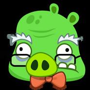 Professor pig 240
