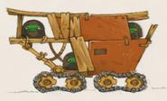 Sandcrawler Console