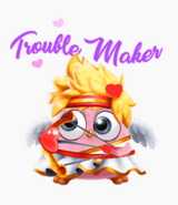 ABM Stickers - Cupid Hatchling