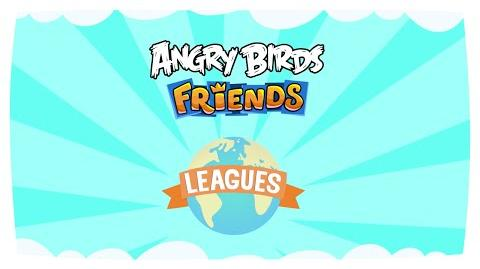 Angry Birds Friends – Introducing the Global League!