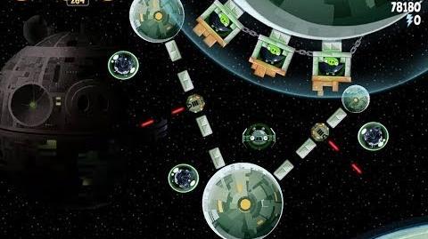 Death Star 2 6-3 (Angry Birds Star Wars)/Video Walkthrough