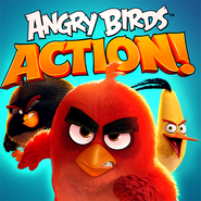 Angry Birds Action worldwide launch icon