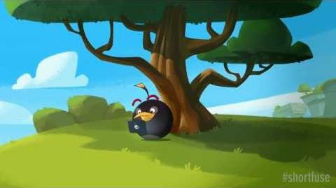 Bomb Bird stars in Angry Birds update - Short Fuse-1