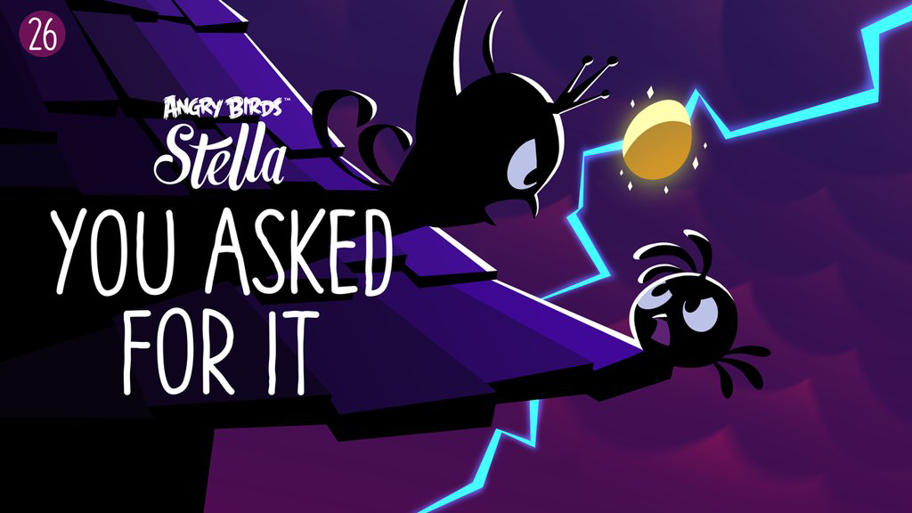You Asked For It | Angry Birds Wiki | FANDOM powered by Wikia