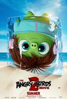 Angry Bird 2 Character Poster 02