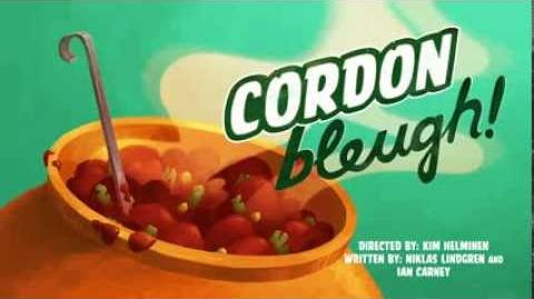 "Angry Birds Toons episode 7 sneak peek ""Cordon Bleugh"""