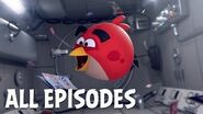 Angry Birds Zero Gravity - All Episodes